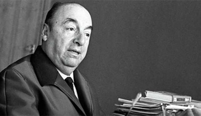 Os restos de Neruda, exumados em abril de 2013, foram submetidos a análises química - Foto: Divulgação
