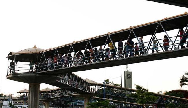 Romário foi atingido na região do glúteo durante assalto na passarela do Iguatemi - Foto: Fernando Amorim | Ag. A TARDE