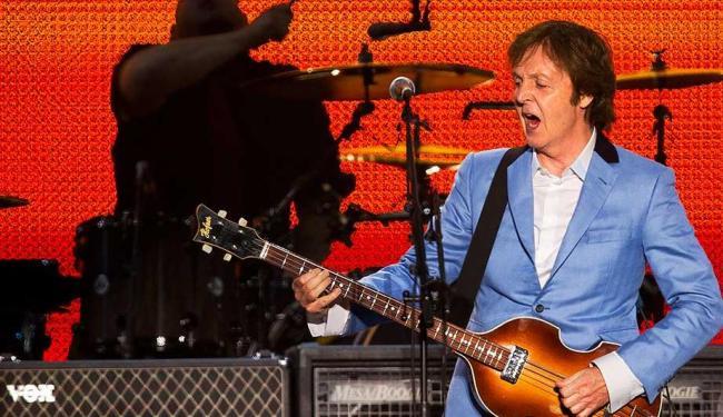 Temporary Secretary é considerada uma das 12 músicas mais estranhas de Paul McCartney - Foto: Victor R. Caivano   AP Photo