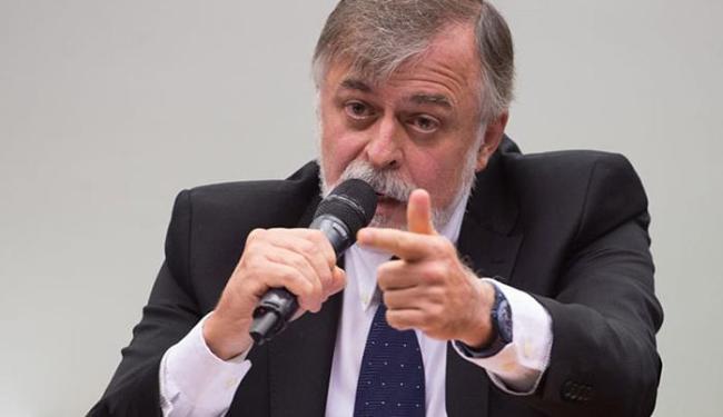 Paulo Roberto Costa durante depoimento na Câmara do Deputados - Foto: Marcelo Camargo l Agência Brasil