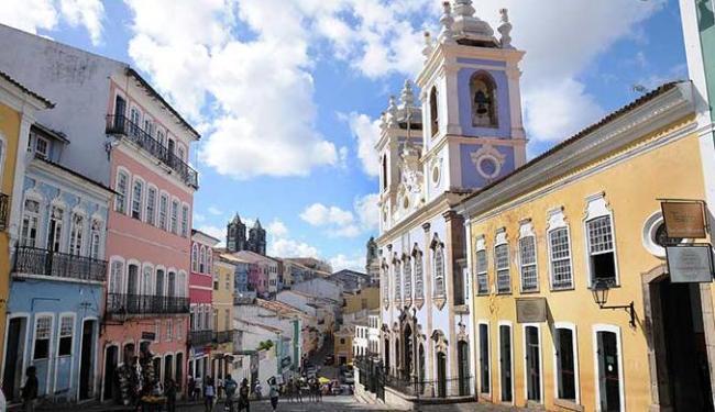 O coração do Centro Histórico de Salvador é o principal destino dos nossos visitantes - Foto: Divulgação