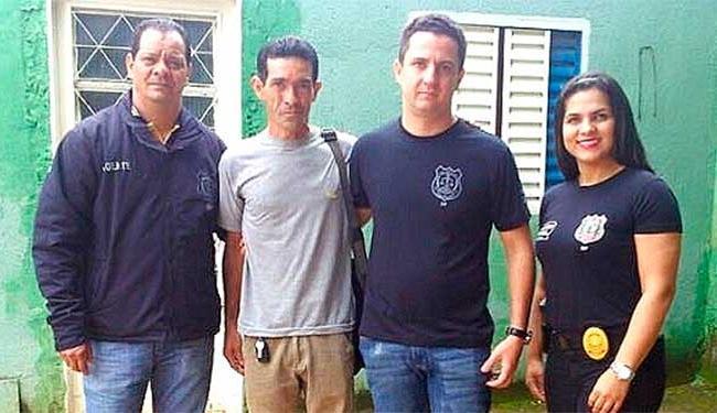 Eletricista comoveu agentes da Polícia Civil com sua história - Foto: Divulgação | Polícia Civil do DF