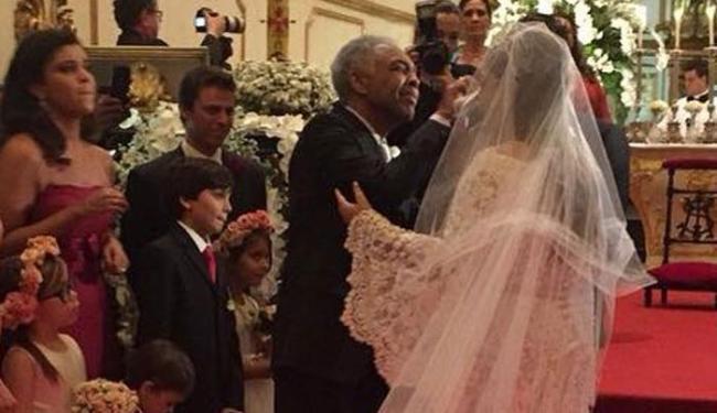 O casamento milionário de Preta é o assunto do momento - Foto: Reprodução | Facebook