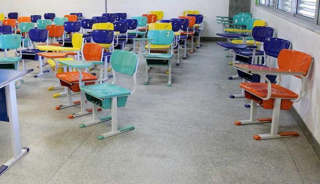 A sexta-feira, 29, dia de campi vazios, mas opositores prometem aula - Foto: Margarida Neide | Ag. A TARDE