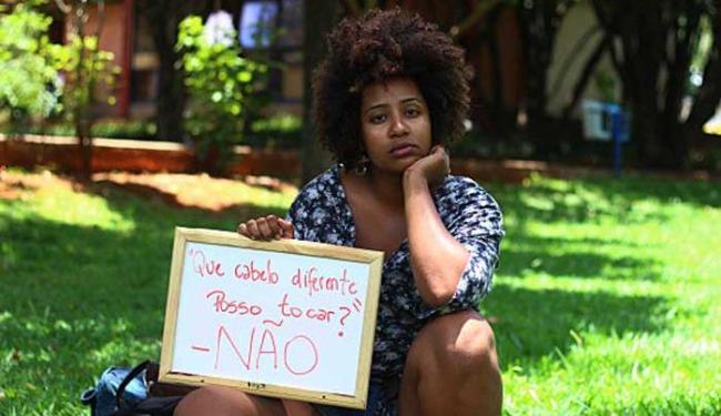 Fotos estão reunidas no Tumblr pela hastag #AhBrancoDaUmTempo - Foto: Lorena Monique   Divulgação