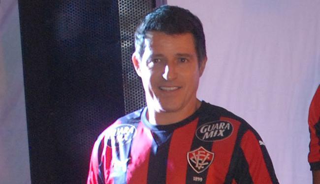 Ramon pede que a torcida tenha paciência - Foto: Francisco Galvão l Divulgação