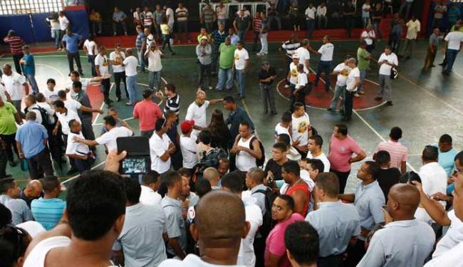 Categoria aprovou em duas assembleias proposta da SRTE - Foto: Marco Aurélio Martins | Ag. A TARDE
