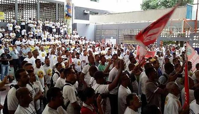 Na quinta-feira, 14, categoria decidiu entrar em greve no dia 20 - Foto: Divulgação