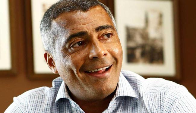 Romário é o presidente da Comissão de Educação, Cultura e Esporte - Foto: Eduardo Martins | Ag. A TARDE