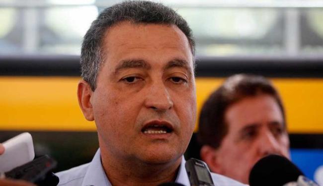 Rui Costa rebate crítica de ex-secretário James Correia - Foto: Luiz Tito | Ag. A TARDE