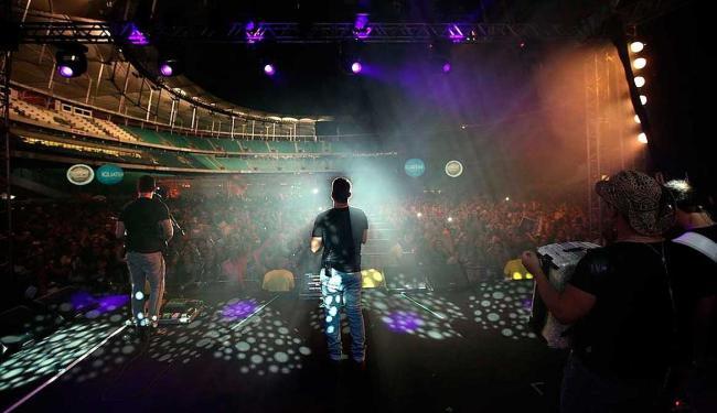 Eventos na Arena Fonte Nova estavam proibidos pela Justiça - Foto: Divulgação   BA Press