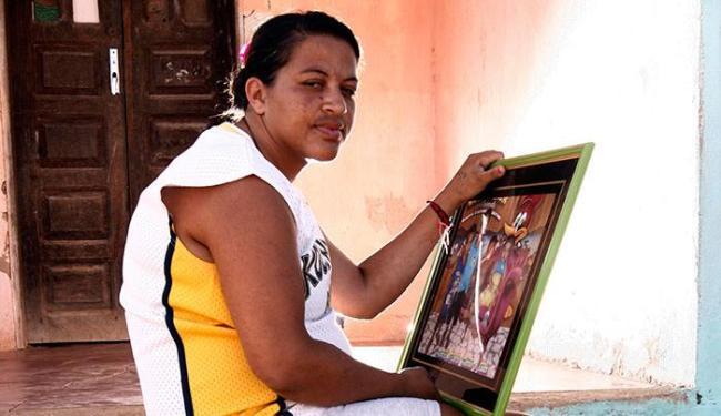 Silvania afirmou estar passando por dificuldades financeiras - Foto: Lúcio Távora | Ag. A TARDE | 12.11.2012
