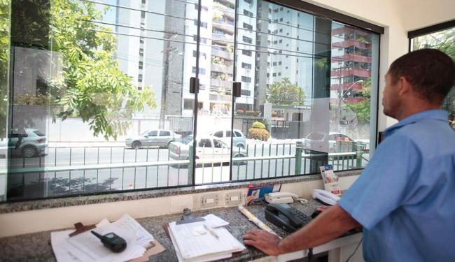Entre as vagas, 20 são para agente de portaria - Foto: Edilson Lima | Ag. A TARDE