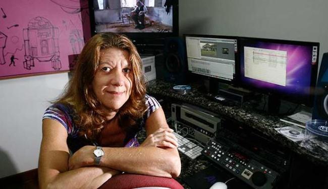 Sylvia Abreu, produtora de O Senhor das Jornadas - Foto: Welton Araújo | Ag. A TARDE 5.2.2010