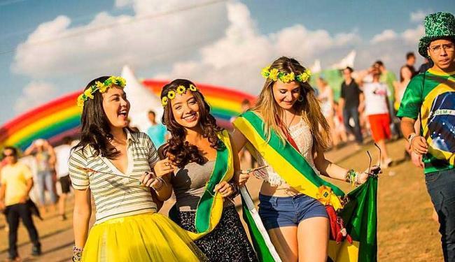 Festival Tomorrowland comemorou o 11º aniversário com estreia no Brasil - Foto: Reprodução   Instagram   Tomorrowland Brasil