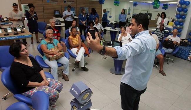 Iniciativa contou com a participação de 17 pessoas - Foto: Marco Aurélio Martins | Ag. A TARDE