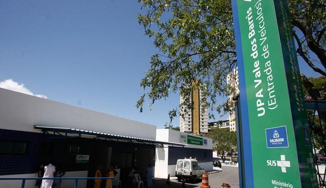Unidade de saúde nos Barris: serviço fica mantido - Foto: Raul Spinassé | Ag. A TARDE