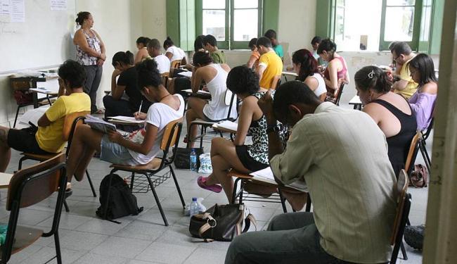 Estudantes deverão ficar atentos às mudanças - Foto: Arestides Baptista   Ag. A TARDE   15.11.2010