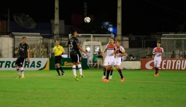 Rubro-nehro arranca empate e decide vaga no Barradão - Foto: Divulgação | ECVitória