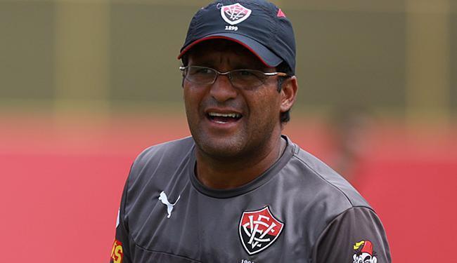 Técnico interino Wesley Carvalho estrou com triunfo no comando do Leão - Foto: Joá Souza   Ag. A TARDE