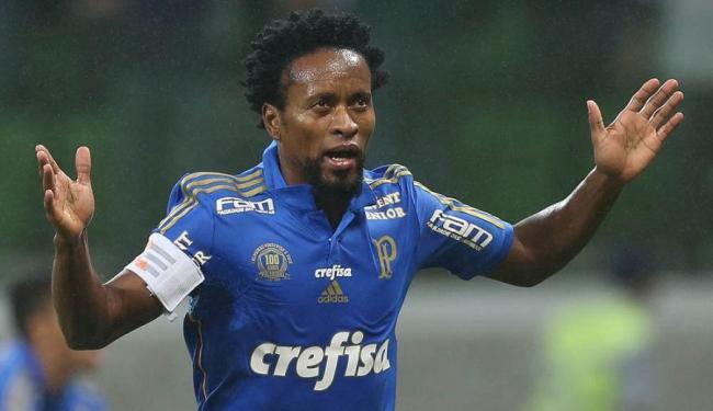 Zé Roberto fez dois gols na goleada do Palmeiras no Sampaio Corrêa - Foto: Cesar Greco | Agência Palmeiras
