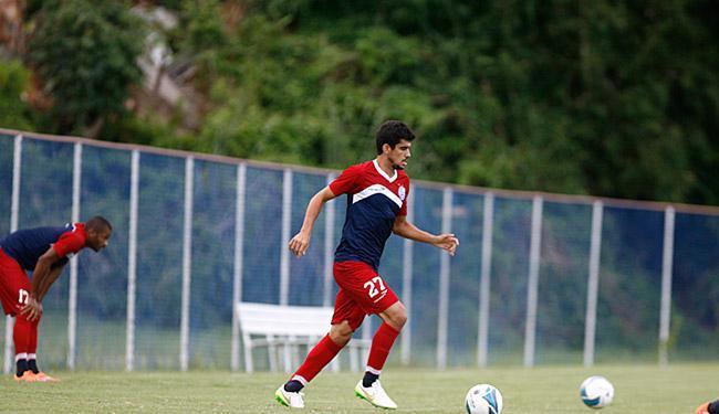 Titular Zé Roberto deve comandar colegas da base - Foto: Fernando Amorim | Ag. A TARDE