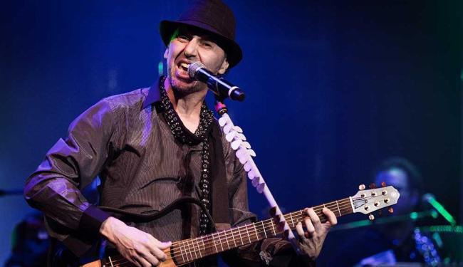 Show faz parte da turnê de lançamento do CD e DVD Chão de Giz, sua releitura do cantor Zé Ramalho - Foto: Diego Marcel | Divulgação