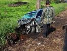 Criança de 4 anos morre em acidente na BR-101 - Foto: Ubaitaba Urgente
