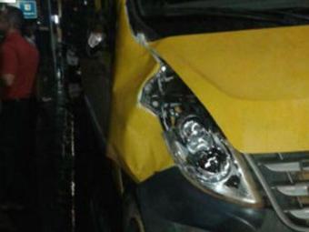 A menina de 12 anos morreu no local após ser atropelada - Foto: Divulgação   PRE