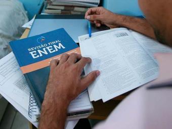 As provas do Enem serão aplicadas nos dias 24 e 25 de outubro - Foto: Joá Souza | Ag. A TARDE
