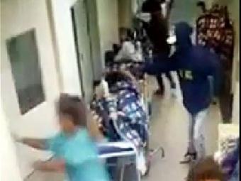 Vídeo flagra momento em que paciente é morto - Foto: Reprodução | Youtube