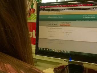 Segundo Ministério da Educação, o sistema registrou 1.192.622 inscritos - Foto: Ag. A TARDE