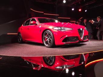 Lançamento mundial da Alfa Romeo Giulia - Foto: André Deliberato / Uol Carros