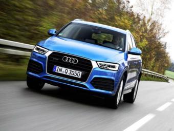 Novo motor 1.4 turbo no Q3 - Foto: Divulgação Audi