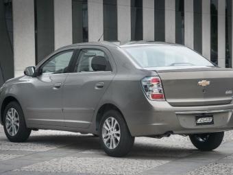 Cobalt - Foto: Divulgação Chevrolet