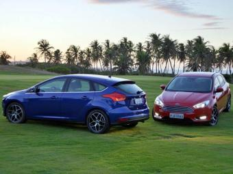 Hatch chega com nova frente global - Foto: Divulgação Ford