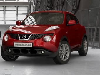 Juke é um dos importados da Nissan - Foto: Divulgação Nissan