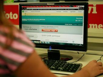 Inscrições são feitas exclusivamente pela internet - Foto: Joá Souza | Ag. A TARDE