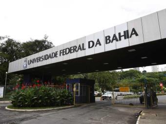 Professores da Universidade Federal da Bahia também estão parados - Foto: Margarida Neide | Ag. A TARDE
