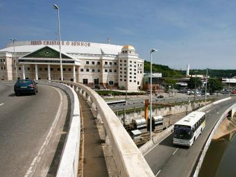 Viaduto será interditado por 30 horas - Foto: Marco Aurélio Martins   Ag. A TARDE
