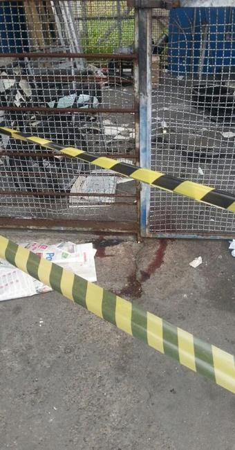 Local do aeroporto onde funcionário sofreu acidente - Foto: Arquivo pessoal
