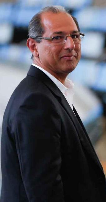 Sinval Andrade é executivo da Odebrecht desde 2005 - Foto: Divulgação