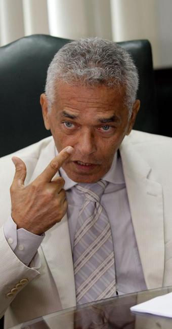 Eserval Rocha, presidente do Tribunal de Justiça da Bahia - Foto: Margarida Neide | Ag. A TARDE | 28.05.2015