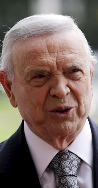 Marin foi detido no dia 27 de maio na Suíça, acusado de ter participado de um esquema de corrupção - Foto: Jorge Adorno | Ag. Reuters