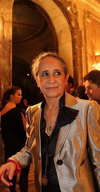 Bethânia foi homenageada pelos seus 50 anos de carreira - Foto: Divulgação   PMB