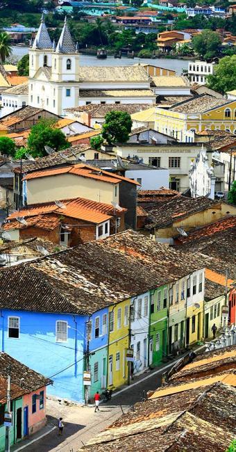 Moradores de Cachoeira alugam casarões históricos - Foto: Fernando Vivas l Ag. A TARDE l 18.10.2012