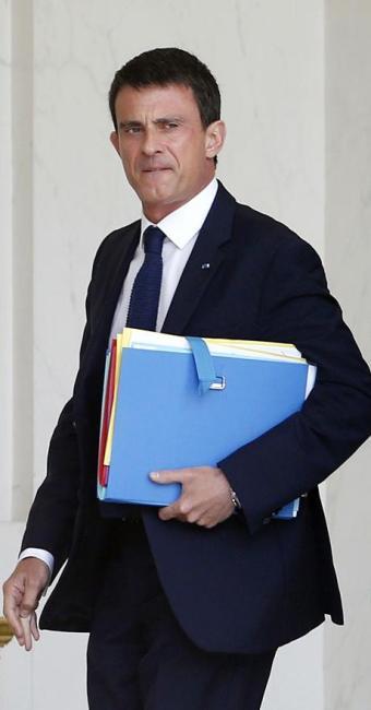 Manuel Valls está em viagem pela América do Sul - Foto: Agência Reuters