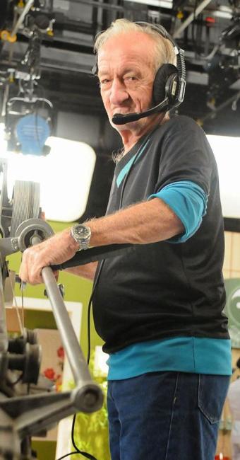 Russo trabalhou em diferentes programas na TV Globo - Foto: Divulgação