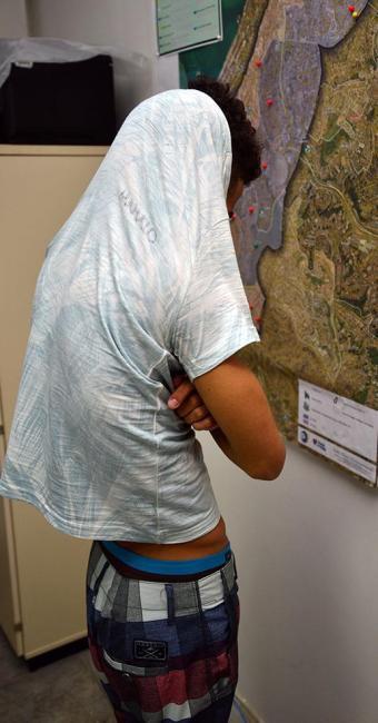 O suspeito de matar professora tem 15 anos e foi apreendido em casa - Foto: Erik Salles   Ag. A TARDE