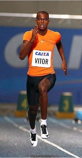 Vitor Hugo Santos - Foto: Wagner Carmo | CBat | Divulgação
